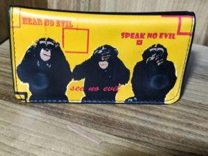נרתיק לטבק - קופים