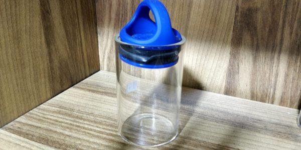 קופסת אחסון זכוכית