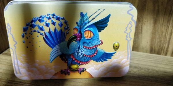 קופסת אחסון - תרנגול אינדיאני
