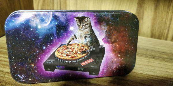 קופסת אחסון - חתול מנגן