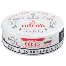 אודנס קולד אקסטרים יבש